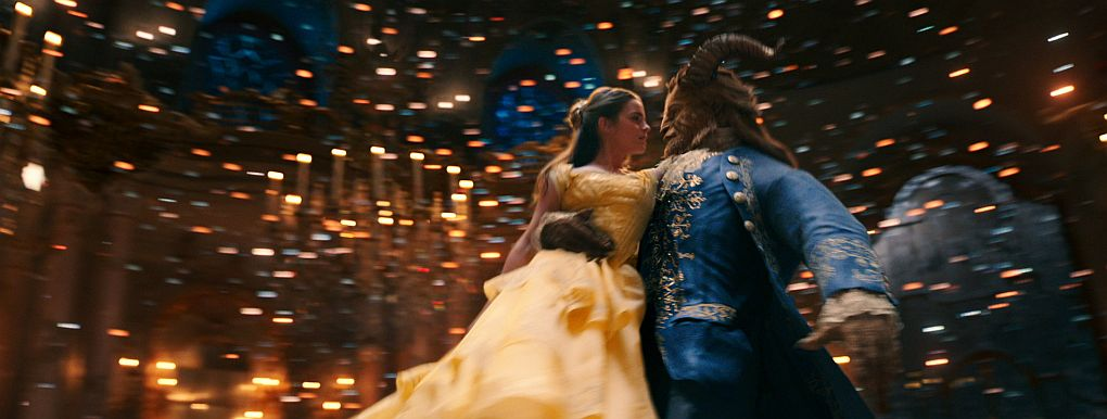 Beauty and the Beast 3D (banner)